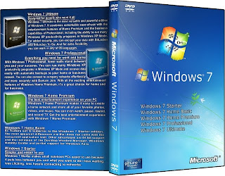 Windows 7 Todas as versões X86/X64 ativado - Torrent