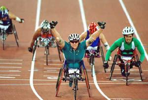 Αποτέλεσμα εικόνας για αθλητες με αναπηρια στους ολυμπιακους