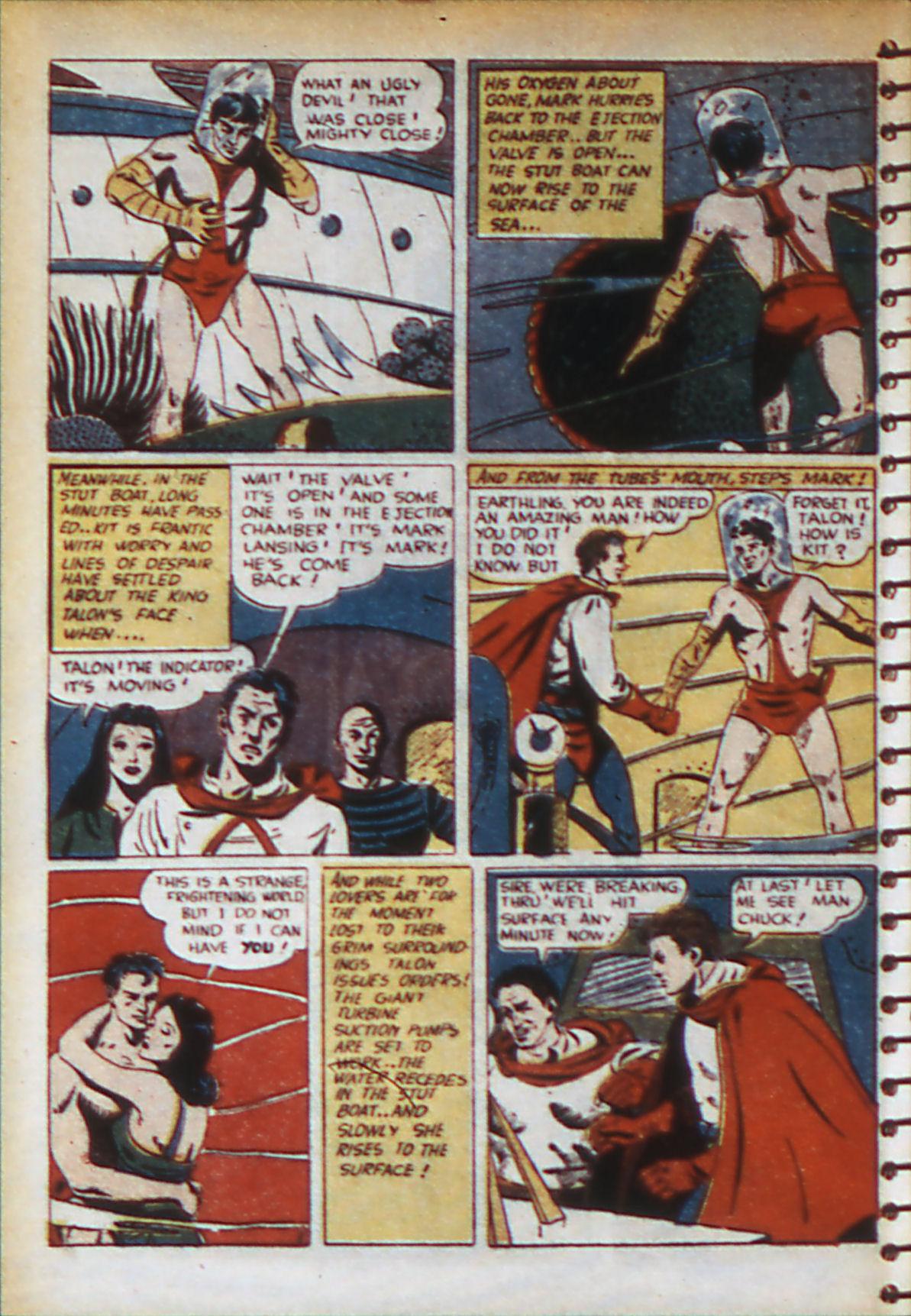 Read online Adventure Comics (1938) comic -  Issue #56 - 25