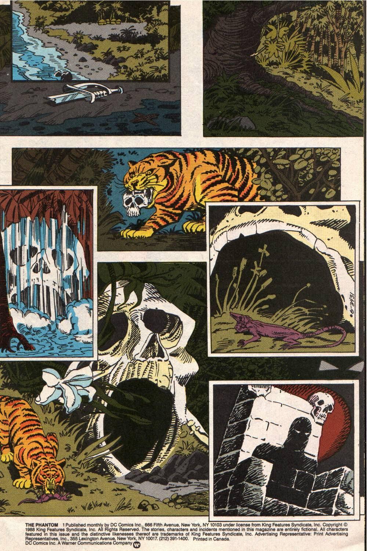 Read online The Phantom (1988) comic -  Issue #1 - 3
