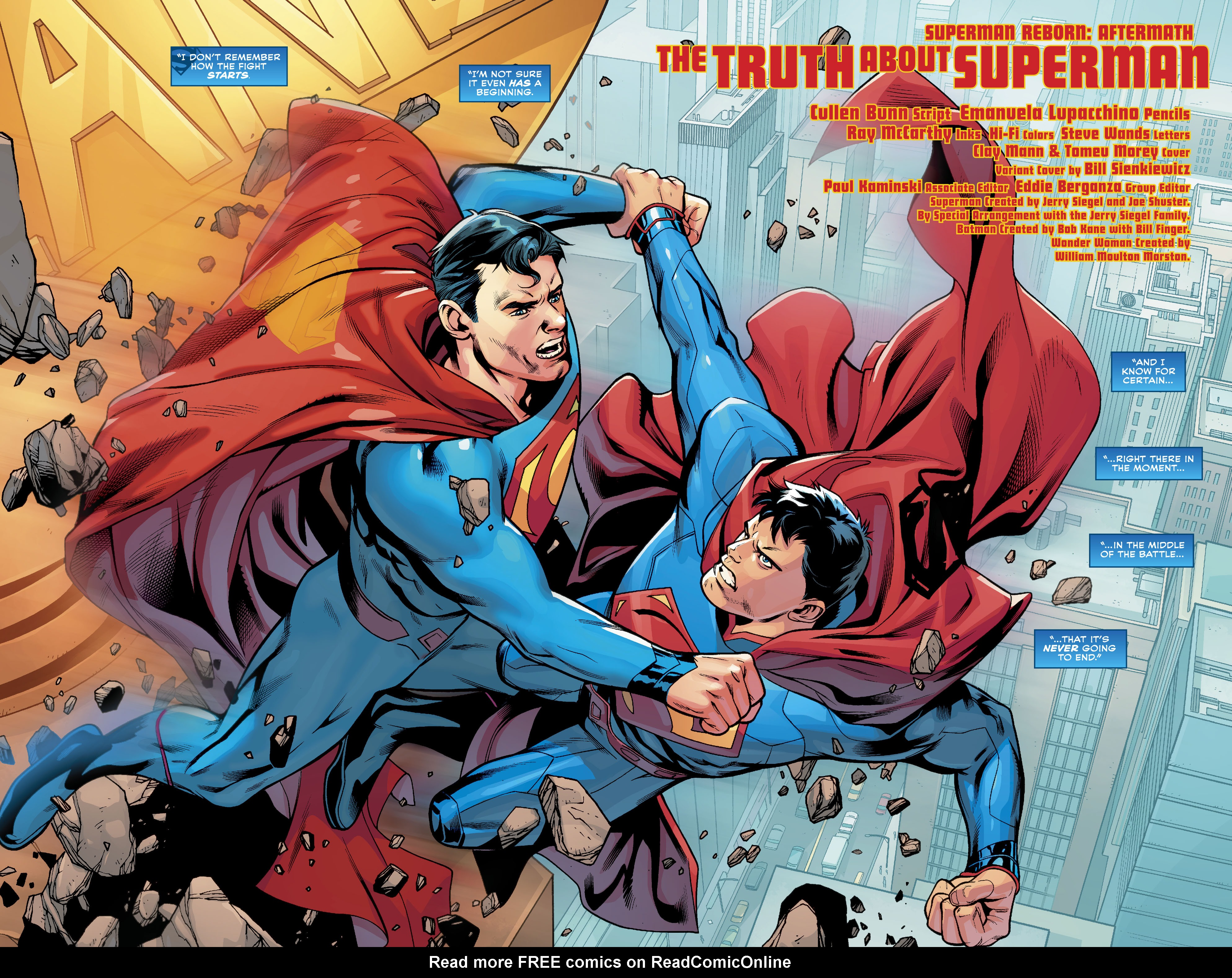 Read online Trinity (2016) comic -  Issue #8 - 6