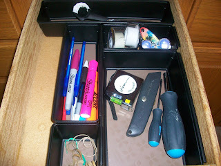 Eighty MPH Mom Rubbermaid junk drawer giveaway