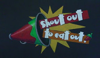 Chili's Shout Out to Eat Out contest
