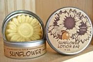 Organic lotions bubble and bee
