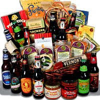 Gift Baskets with beer,Father's Day Gift Baskets,ordering gift baskets online