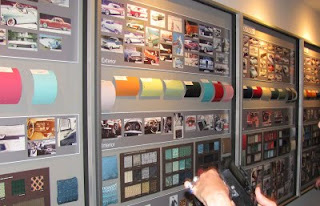 which colors and fabric go in cars,2010 Toyota Sienna