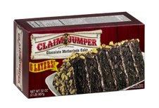 Claim Jumper Frozen Carrot Cake