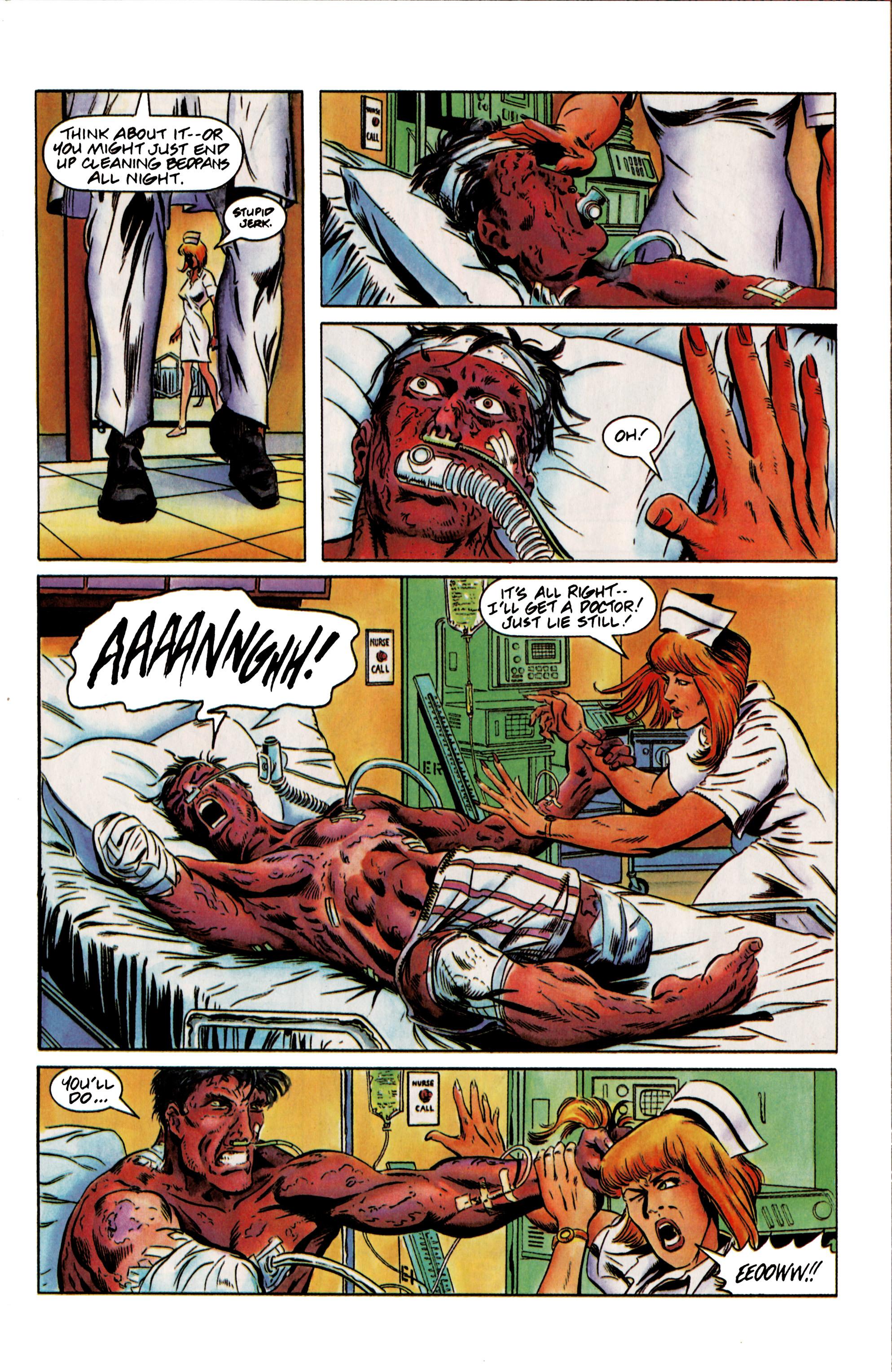 Read online Eternal Warrior (1992) comic -  Issue #12 - 11