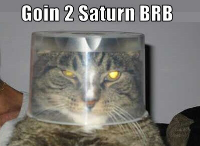 LOLCat Saturn