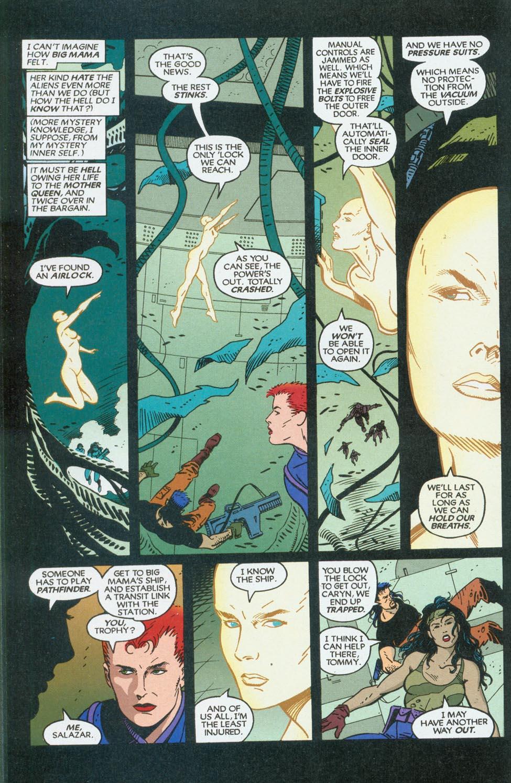 Read online Aliens/Predator: The Deadliest of the Species comic -  Issue #9 - 20