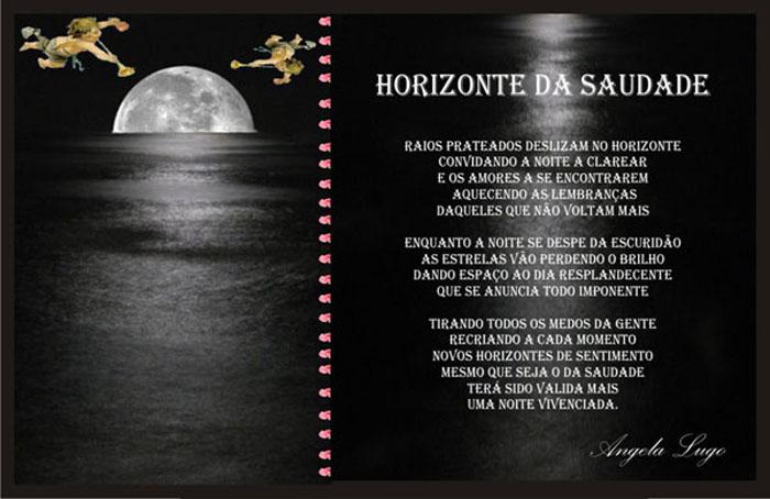 HORIZONTE DA SAUDADE