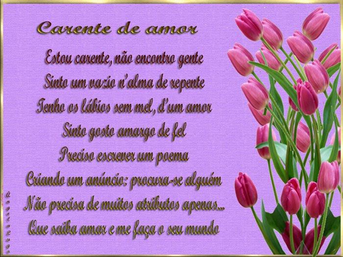 Poemas De Aniversario: Amor Imagen De Poema, Poemas De Amor