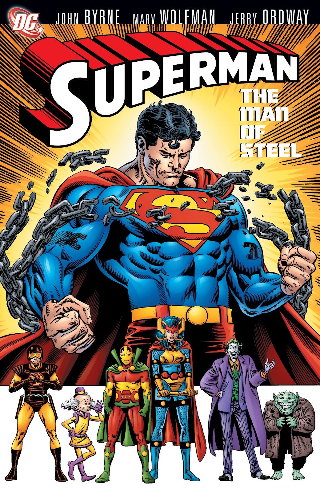 Superman: The Man of Steel (2003) issue TPB 5 - Page 1