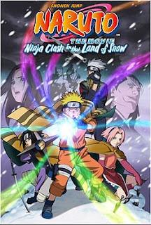 Baixar Torrent Naruto Filme 1: Crônicas Ninjas da Princesa da Neve Download Grátis