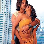 Kannada Hot Sanjana Spicy Kissing Images