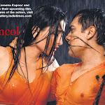 Kareena Aamir Hot Wallpaper From 3 Idiots