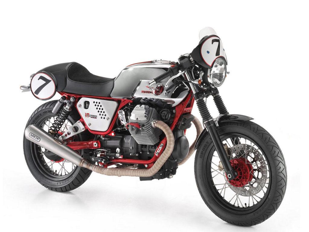 bcm moto guzzi v7 clubman racer. Black Bedroom Furniture Sets. Home Design Ideas