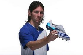 estas Aprobación sitio  Lo mejor del futbol 2008/2009: Adidas f50 Tunit Boots