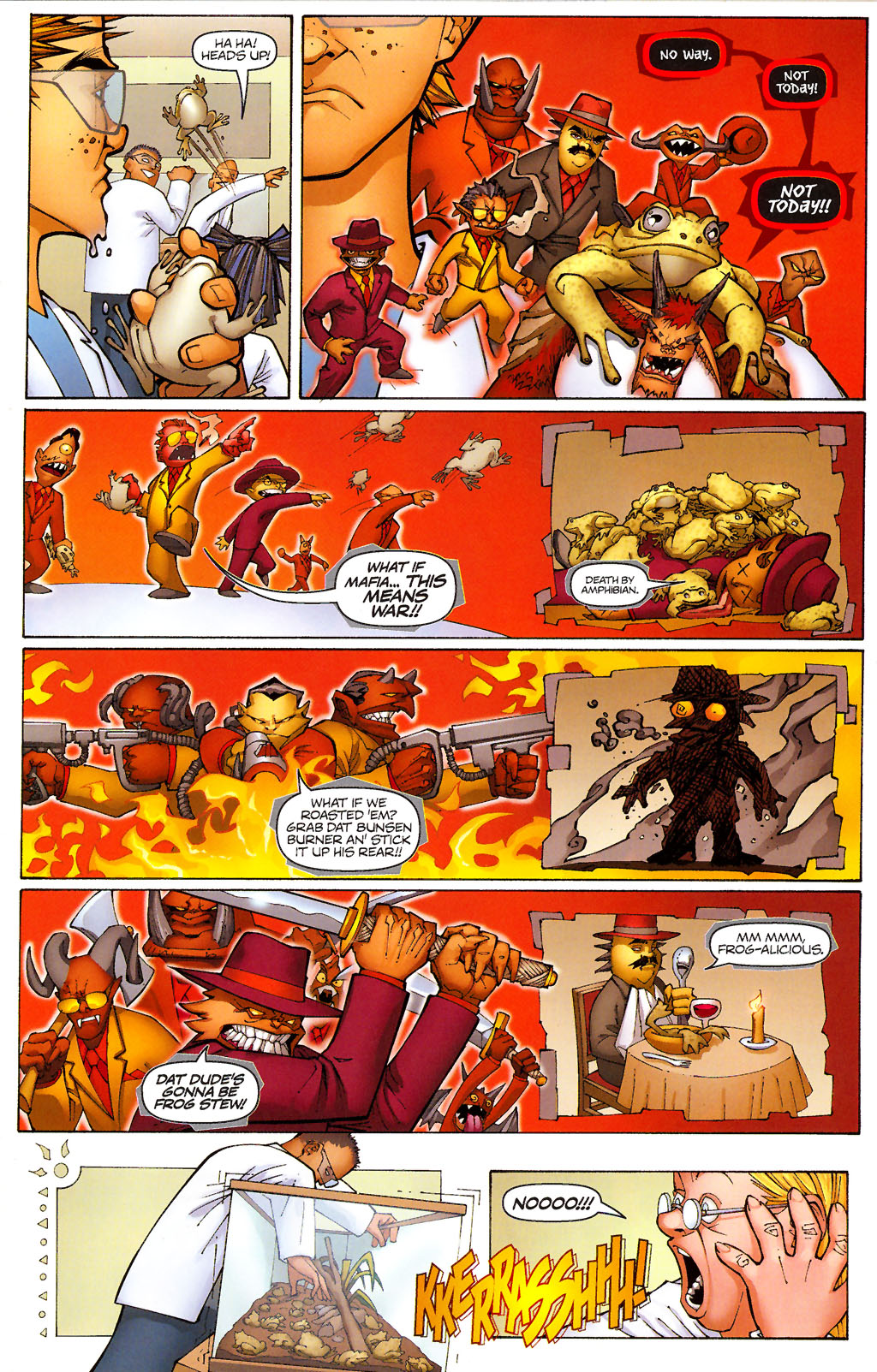 Read online Shrugged (2006) comic -  Issue #1 - 13