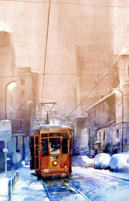 serena - il suo spazio: ACQUARELLI - Roma - di Raimondi Aldo