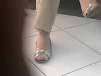 عکس جوراب شیشه ای