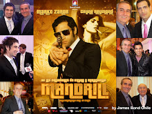 Red carpet in Mandrill premiere un 007 Made in Chile...