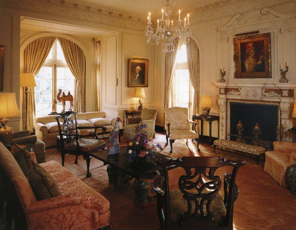 john d rockefeller jr mansion