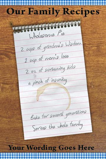family recipe book template koni polycode co