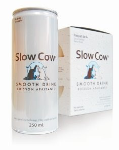 Slow Cow, un Anti Energy Drink