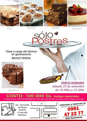 solopostres