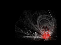 red-heart-abstract-design-with-black-dark-background