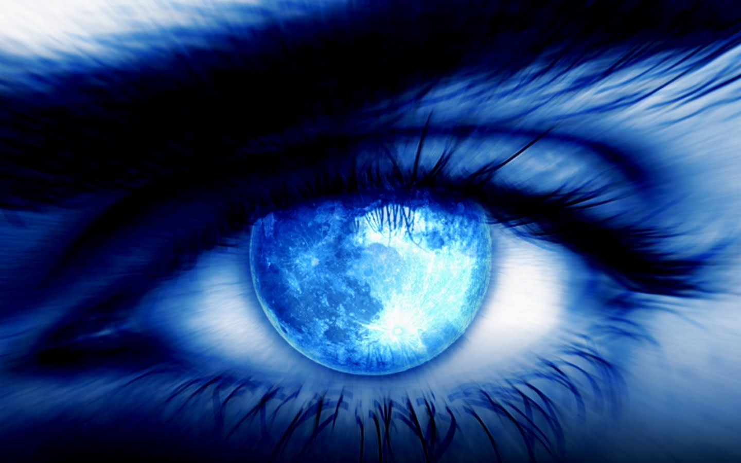 Glowing Blue Eye Water Effect gif by xmrsdanifilth | Photobucket