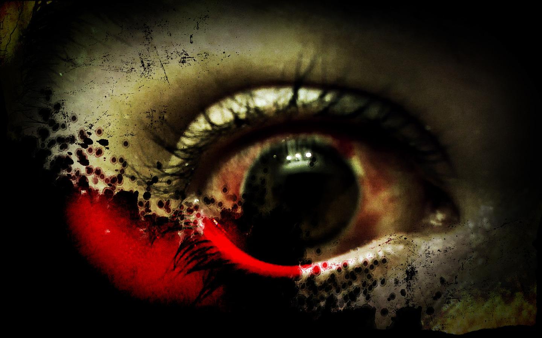 horror eye wallpaper hd - photo #1