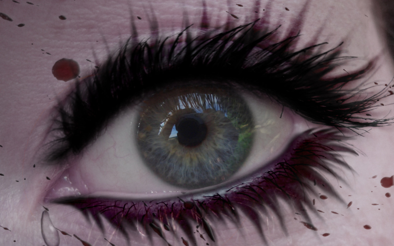 Horror Evil Eyes In Fear Wallpapers 1440x900