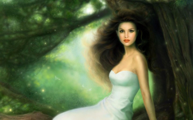 beautiful fantasy girls hq wallpapers 1440x900 free download