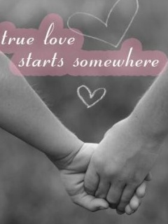 Cute Romantic Lovers Sweet Wallpapers Hq 240x320 Free Download For