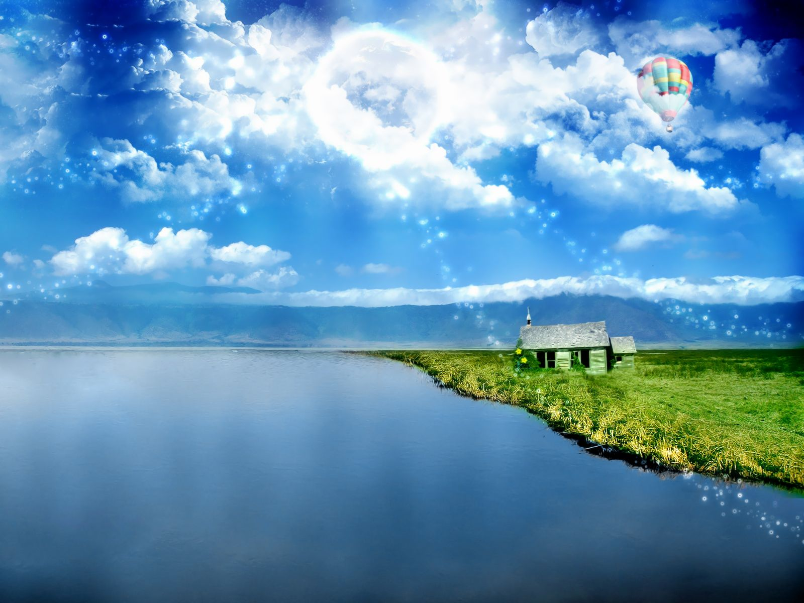 HD Landscape Wallpapers Of My Dream World For Widescreen Laptop
