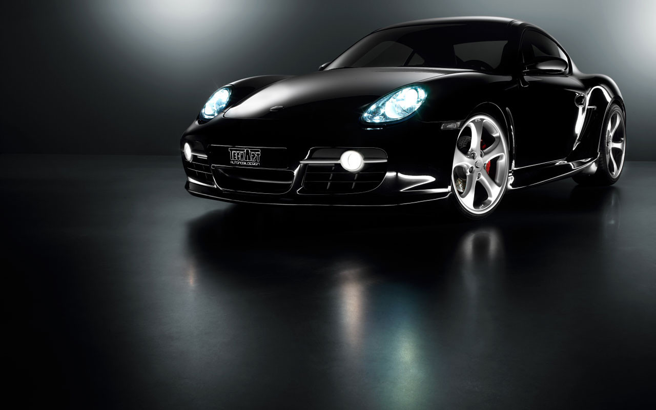 Black cars hot and stylish hd wallpapers collection free - Porche para autos ...