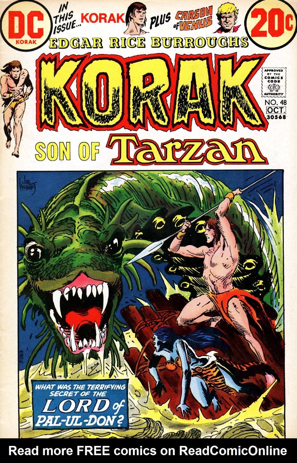 Korak, Son of Tarzan (1972) 48 Page 1