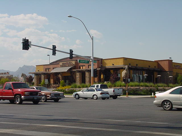 Restaurant Designs Pf Chang S At Summerlin In Las Vegas