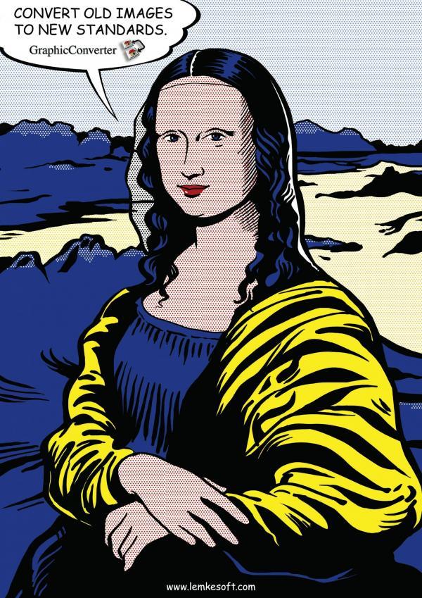Bien connu Advertising Times: Mona Lisa et la publicité AF61