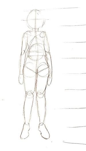 Il Disegno: Un disegno in Stile Manga Parte 1