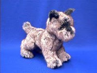 plush cairn terrier stuffed animals