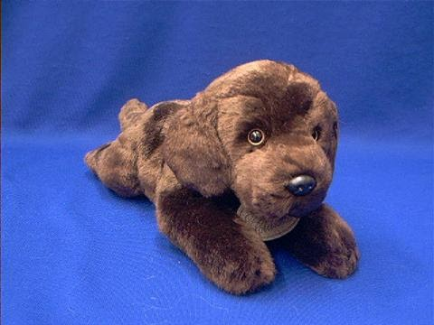 Chocolate Lab Plush Stuffed Animals Toys For Dog Lovers Dog Plush