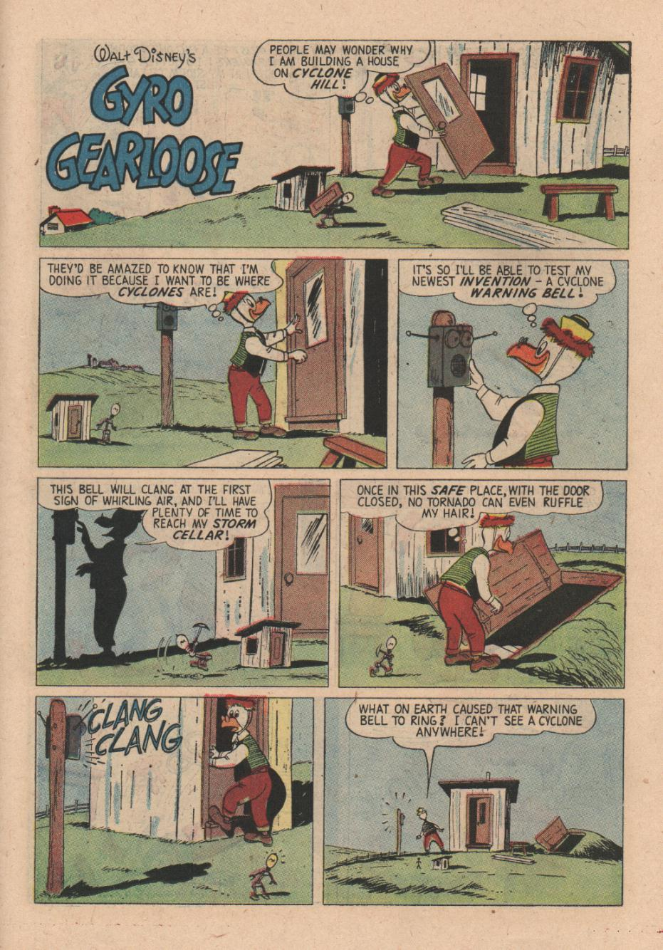 Read online Uncle Scrooge (1953) comic -  Issue #24 - 23