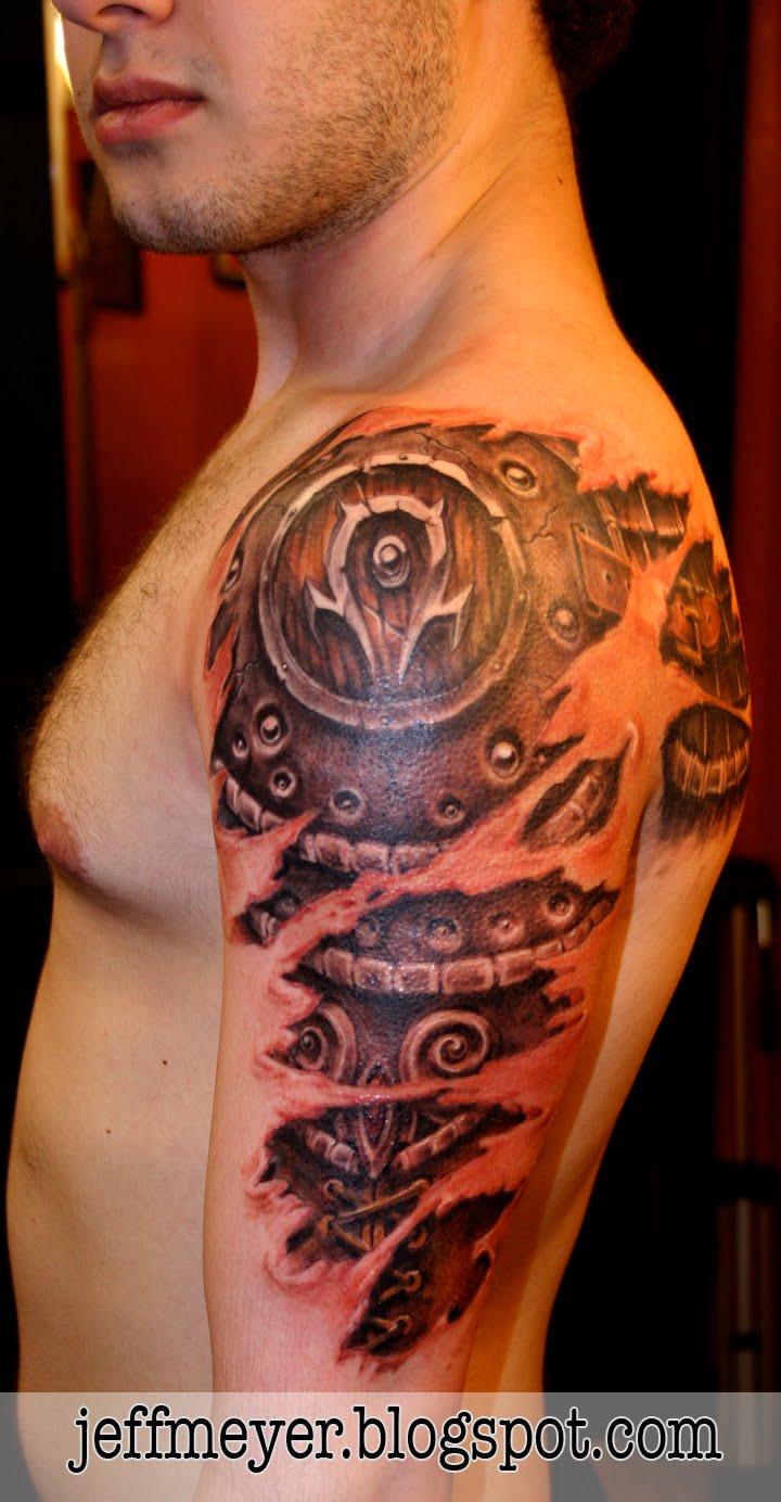 Horde Tattoo World Of Warcraft Forums