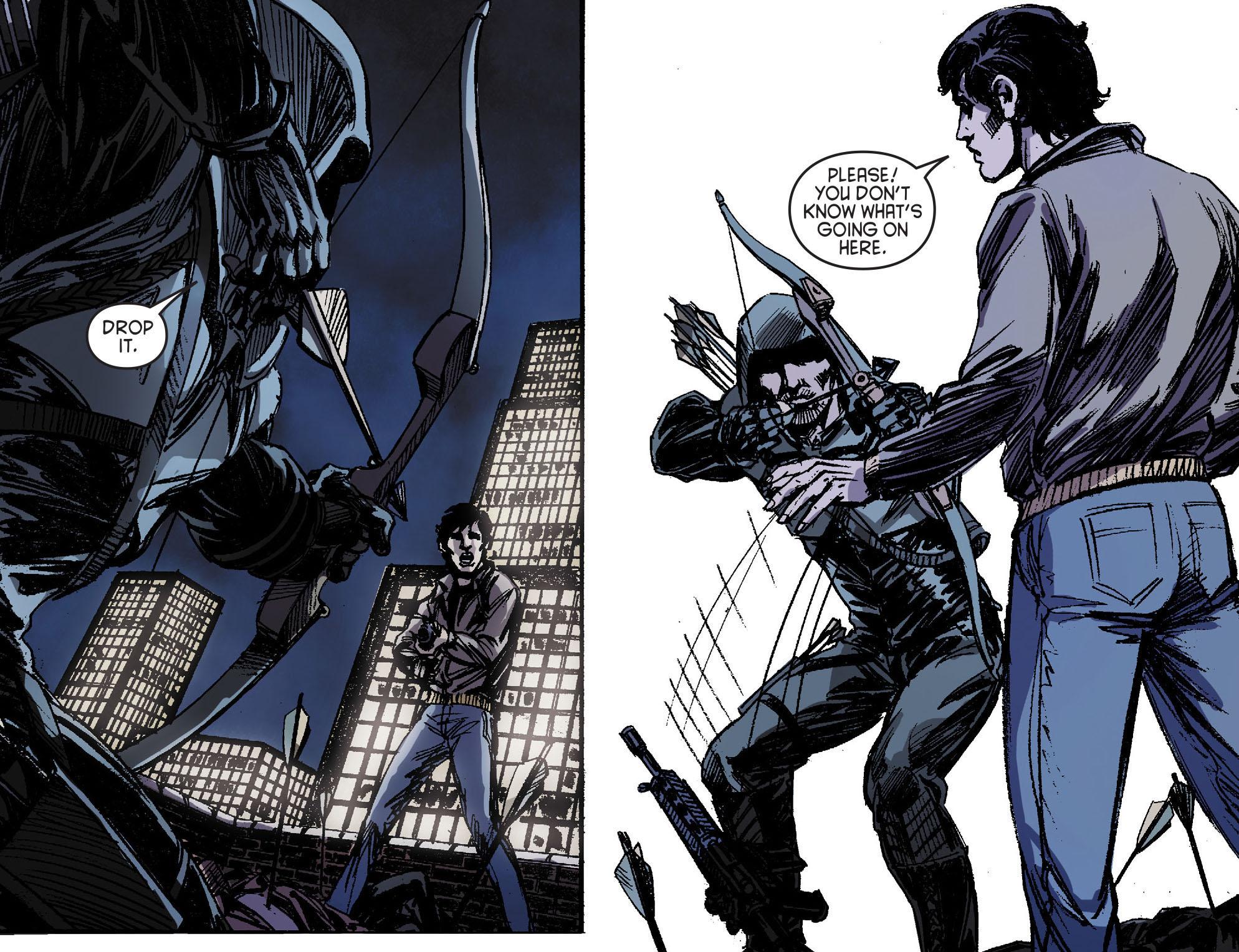 Read online Arrow [II] comic -  Issue #16 - 7