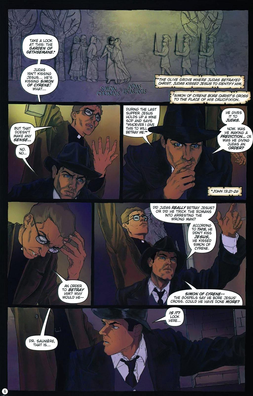 Read online Rex Mundi comic -  Issue #15 - 10