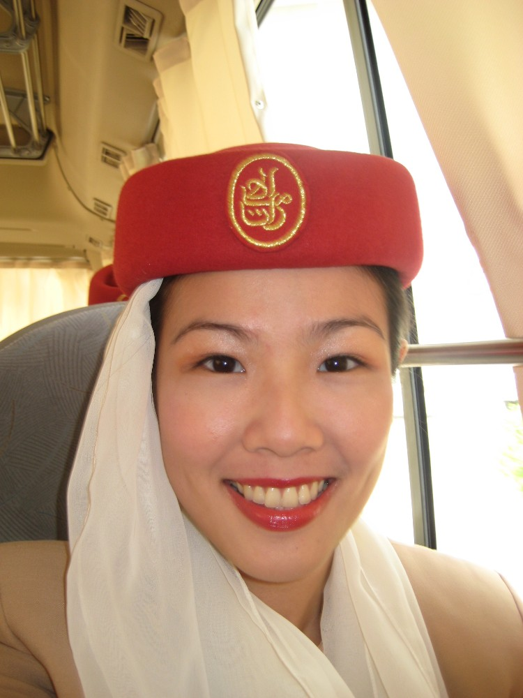 Finest Faces Sexy Pinay Stewardess From Emirates Airlines-8574