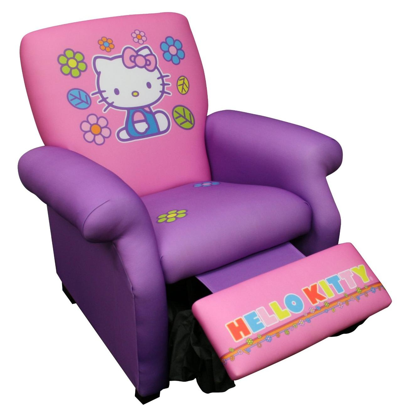hello kitty desk chair french wingback lover  furniture
